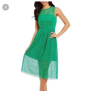 ANTONIO MELANIE Rafaela dress grass green